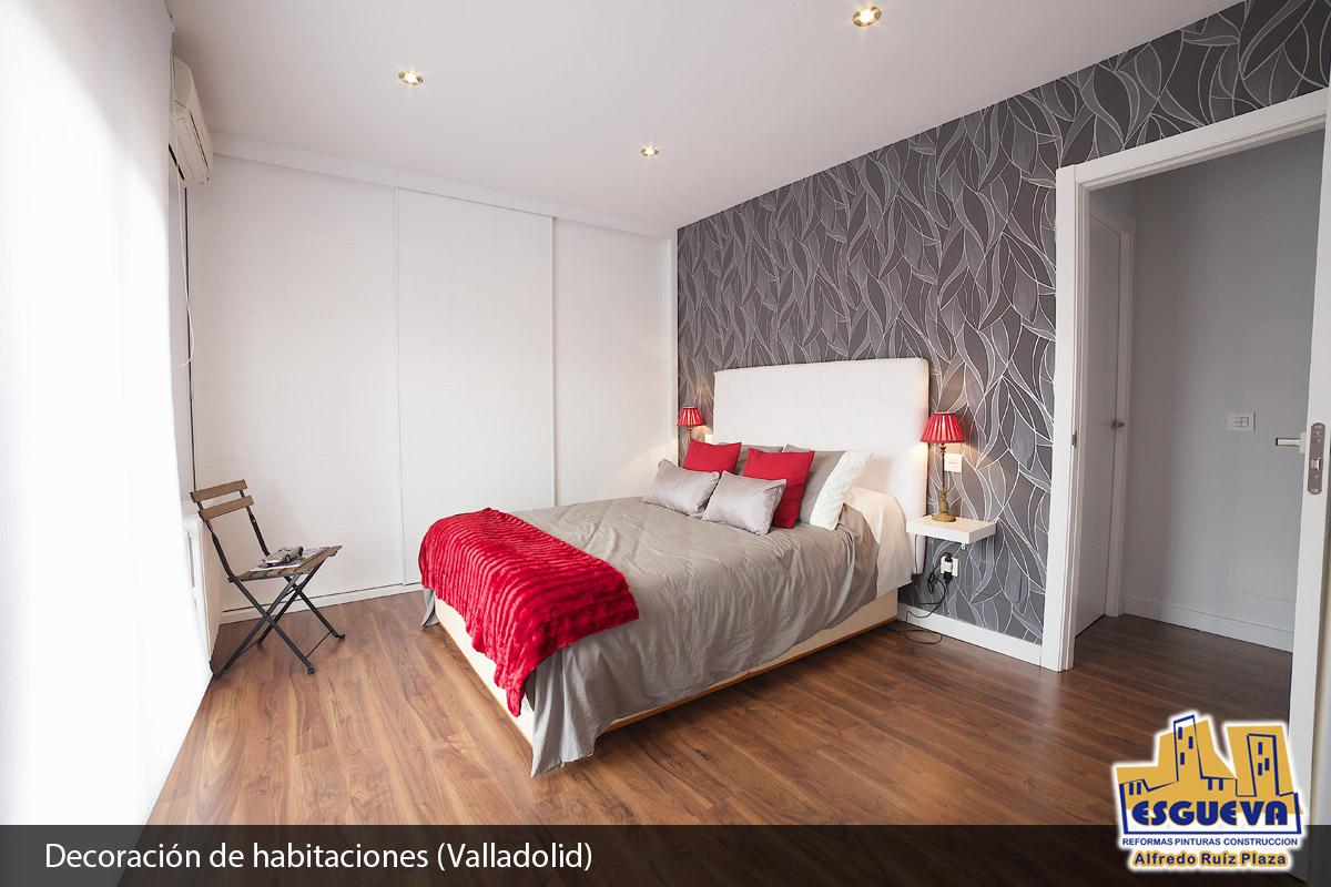 Decoración de habitaciones, (Valladolid)
