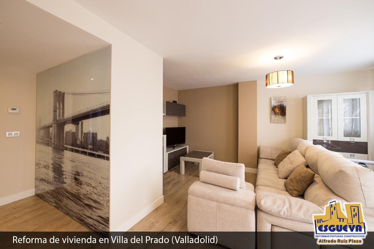Reforma de vivienda en Villa del Prado (Valladolid)