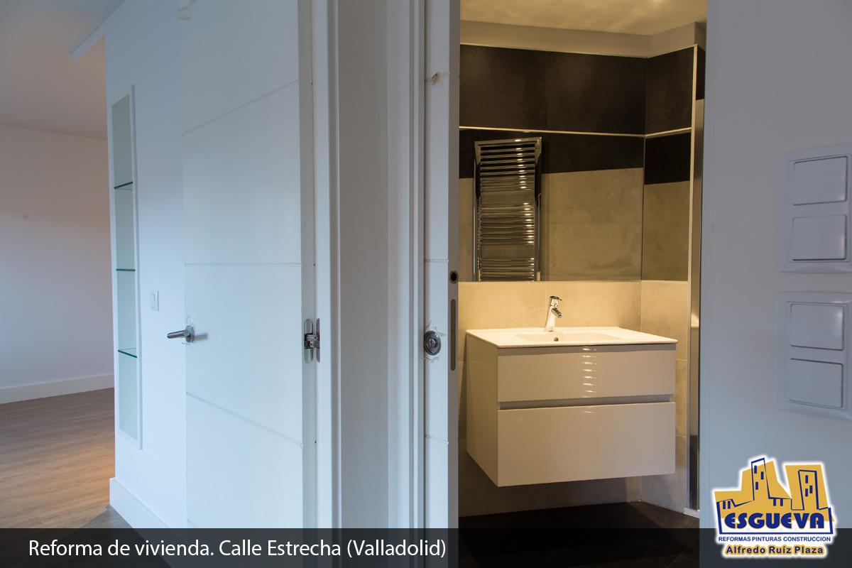 Reforma de vivienda en C/ Estrecha (Valladolid)