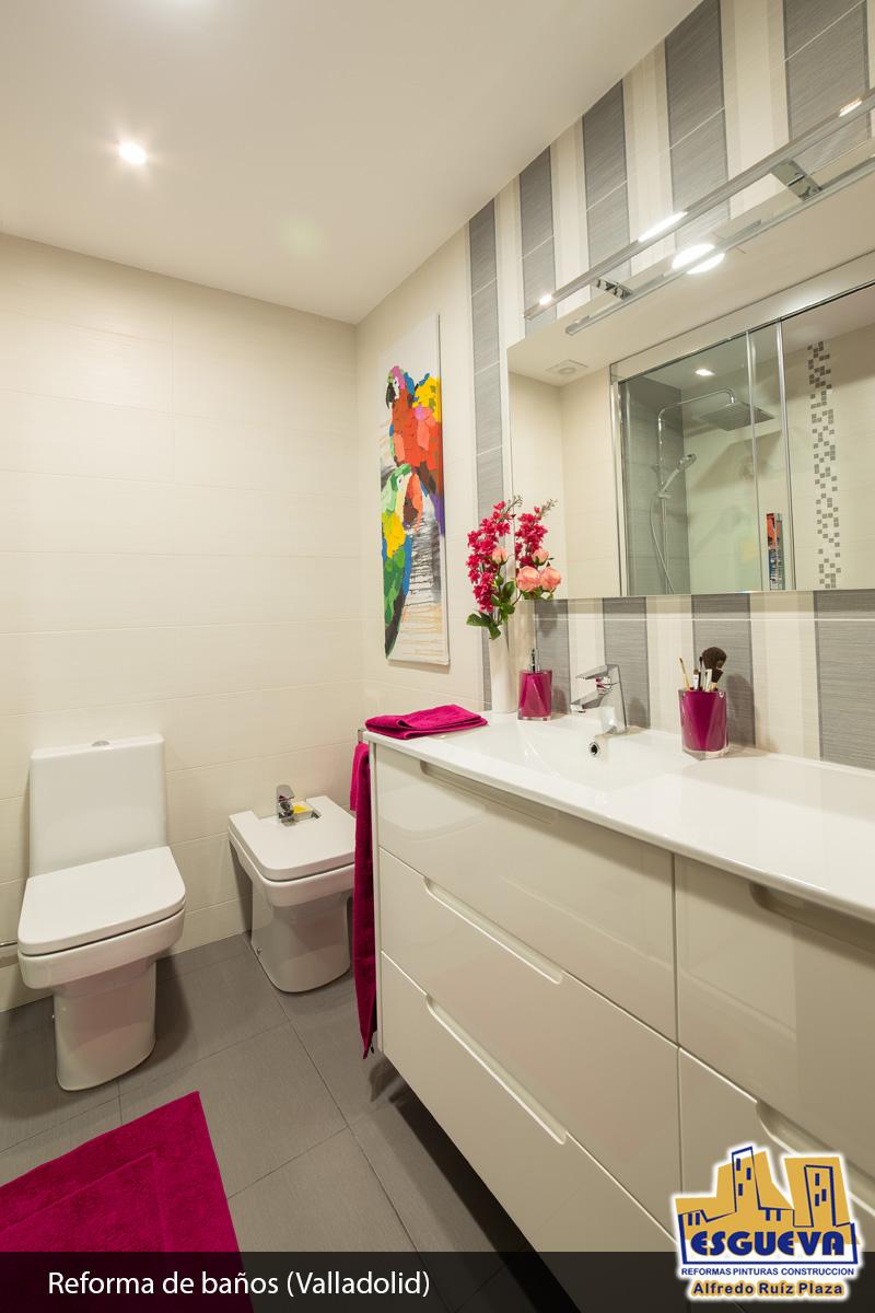 Reforma de baños (Valladolid)