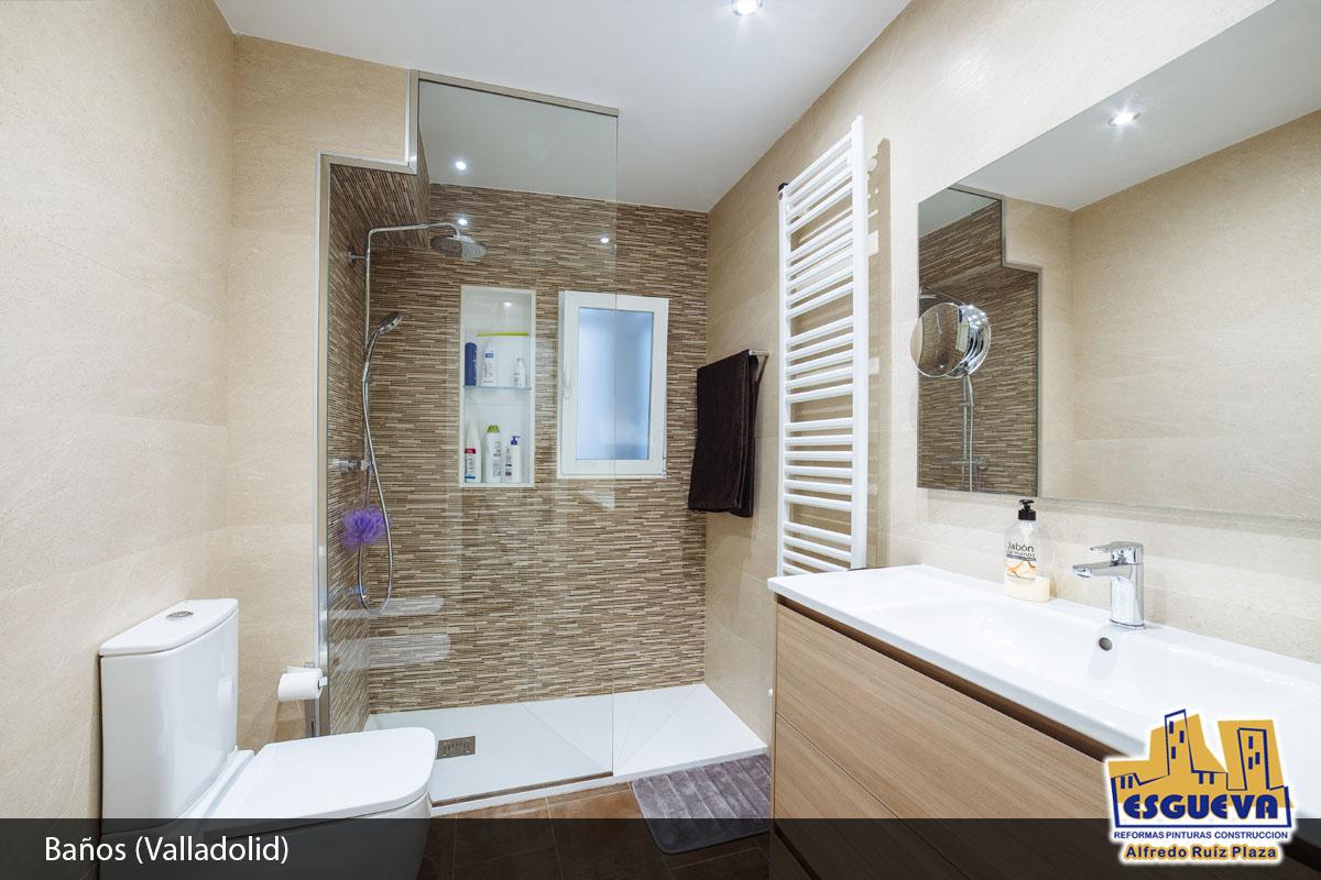 Baños en Valladolid