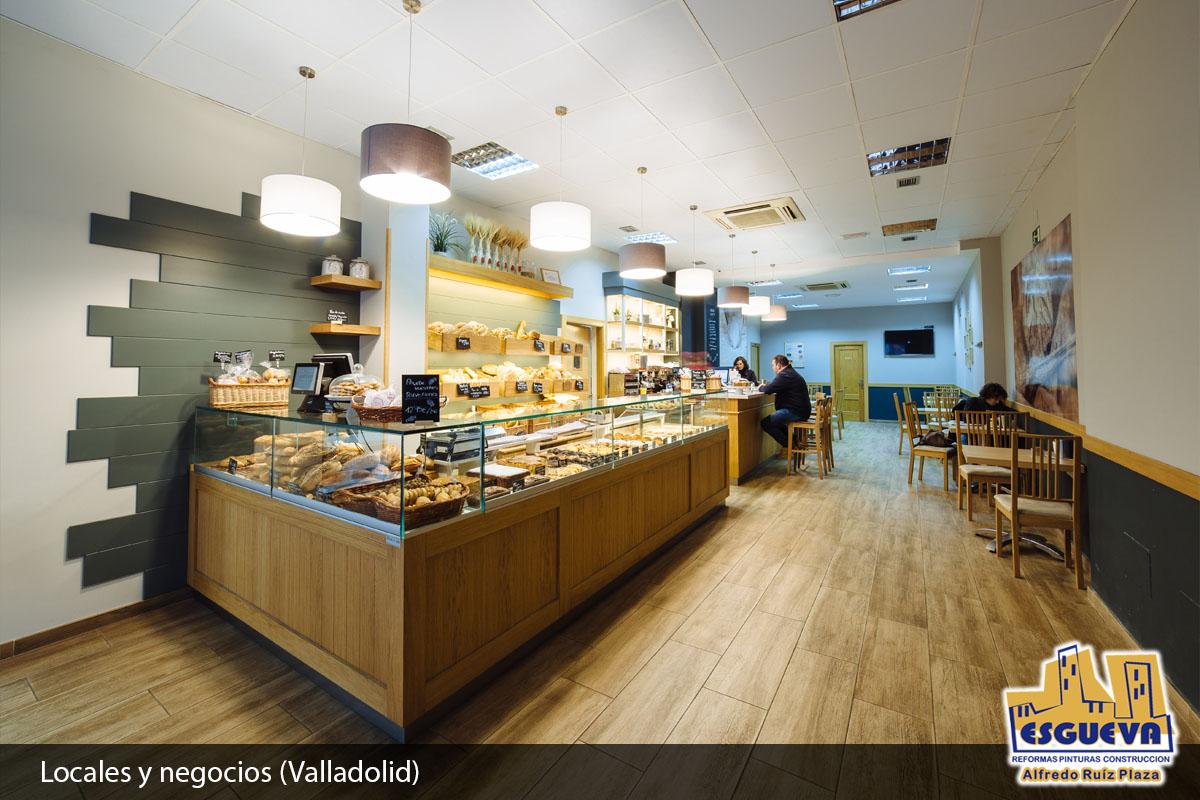Locales y negocios en Valladolid